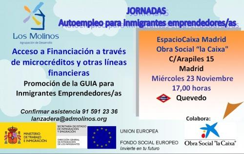 jornadas de autoempleo en Madrid