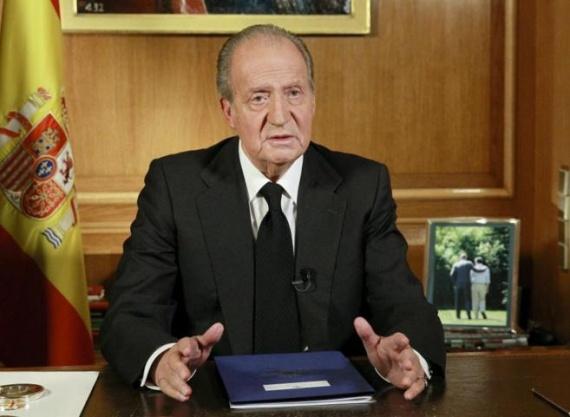 Abdicasión Rey Juan Carlos I